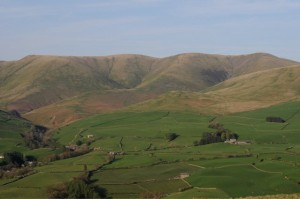 Calf and Calders from Fox's Pulpit